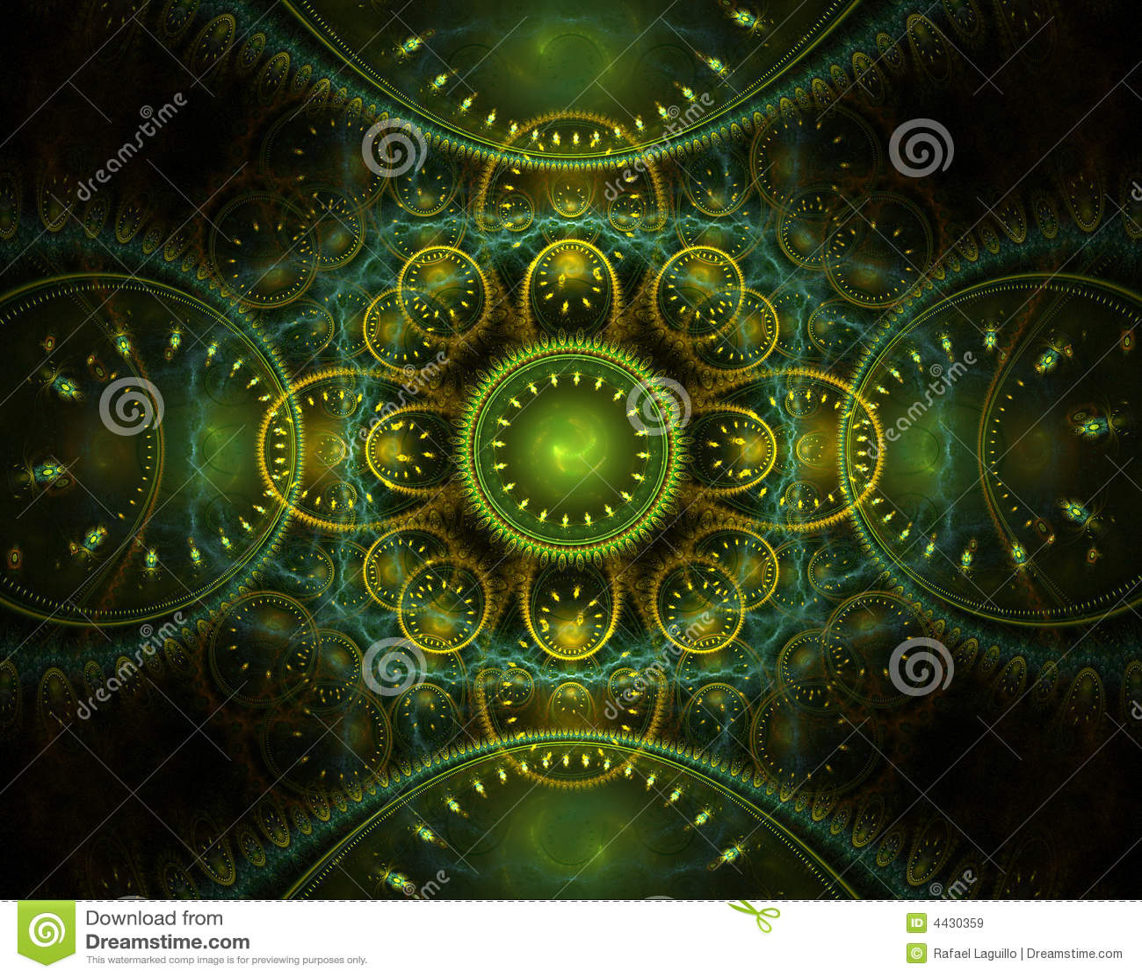 Fractal Design Royalty Free Stock Images - Image: 4430359