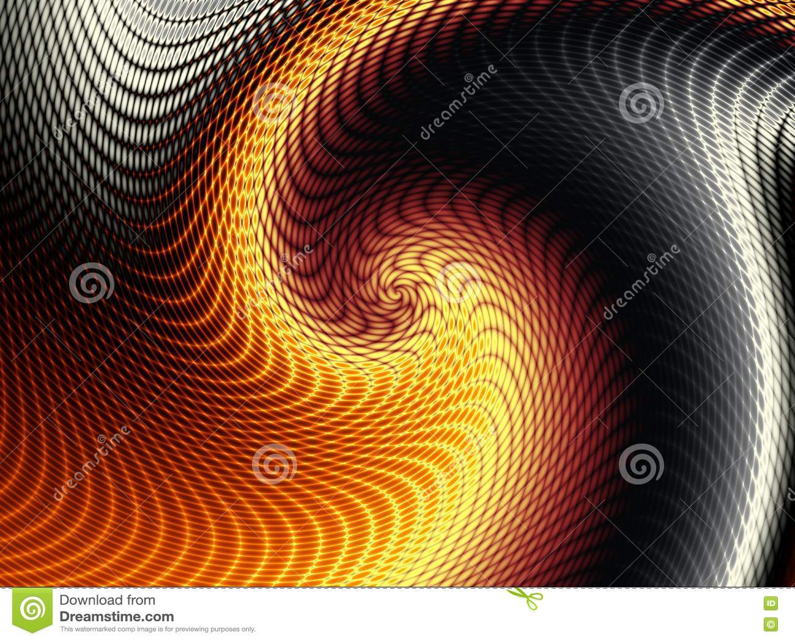illustration fractal background clocks - photo #23