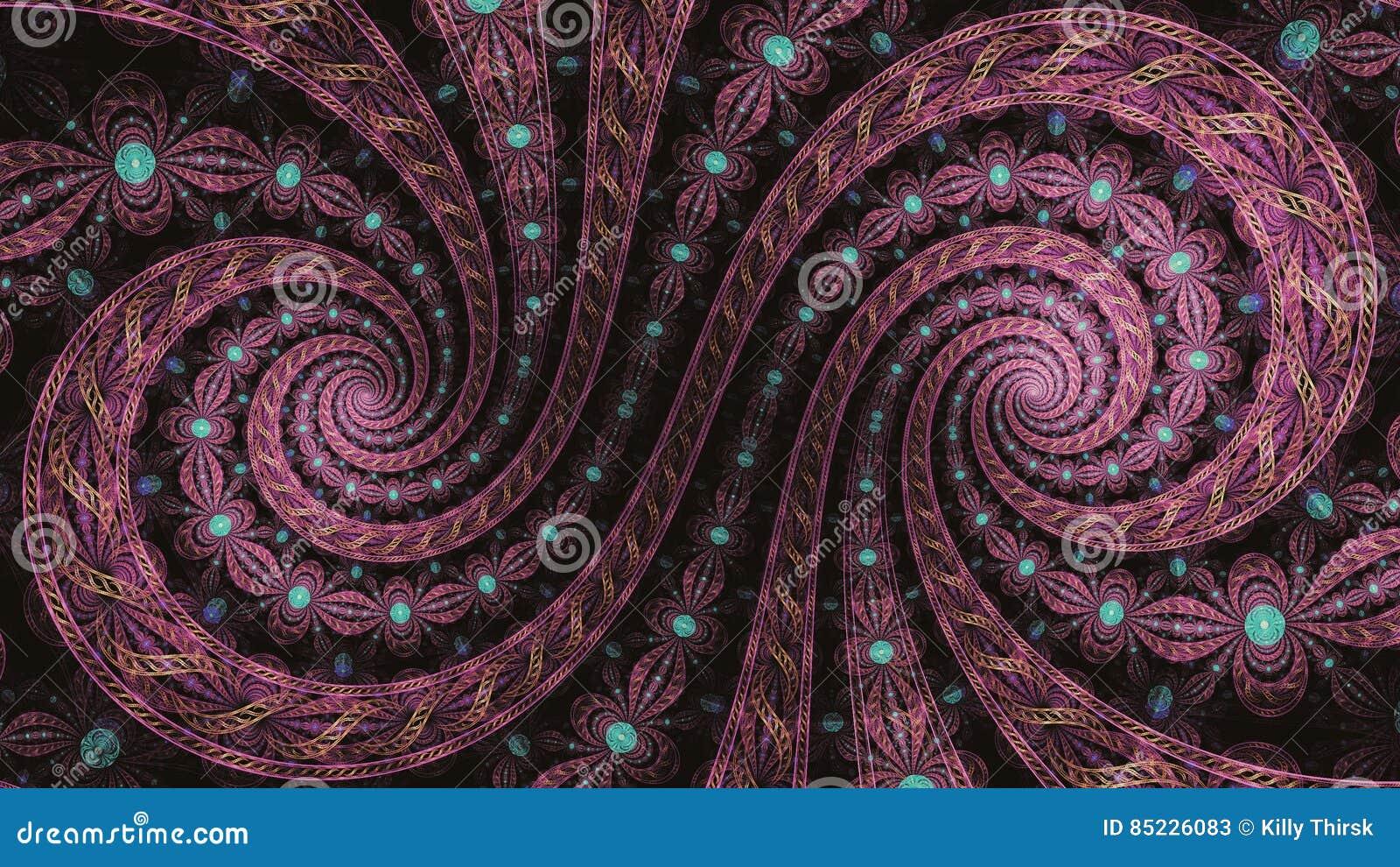 Fractal Fibonacci