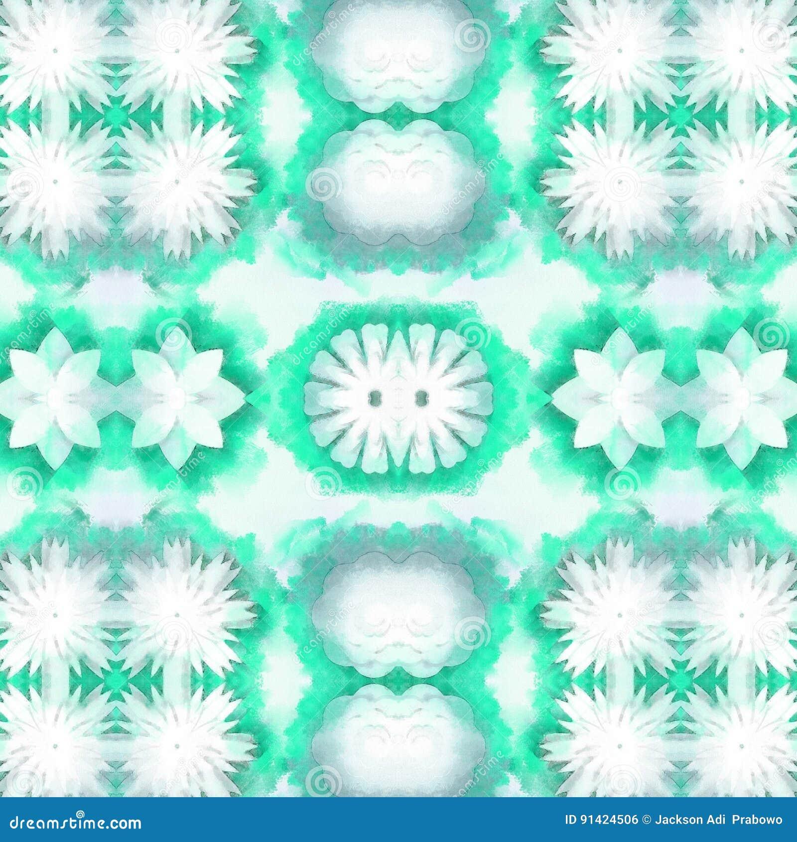 Fractal Green Nature