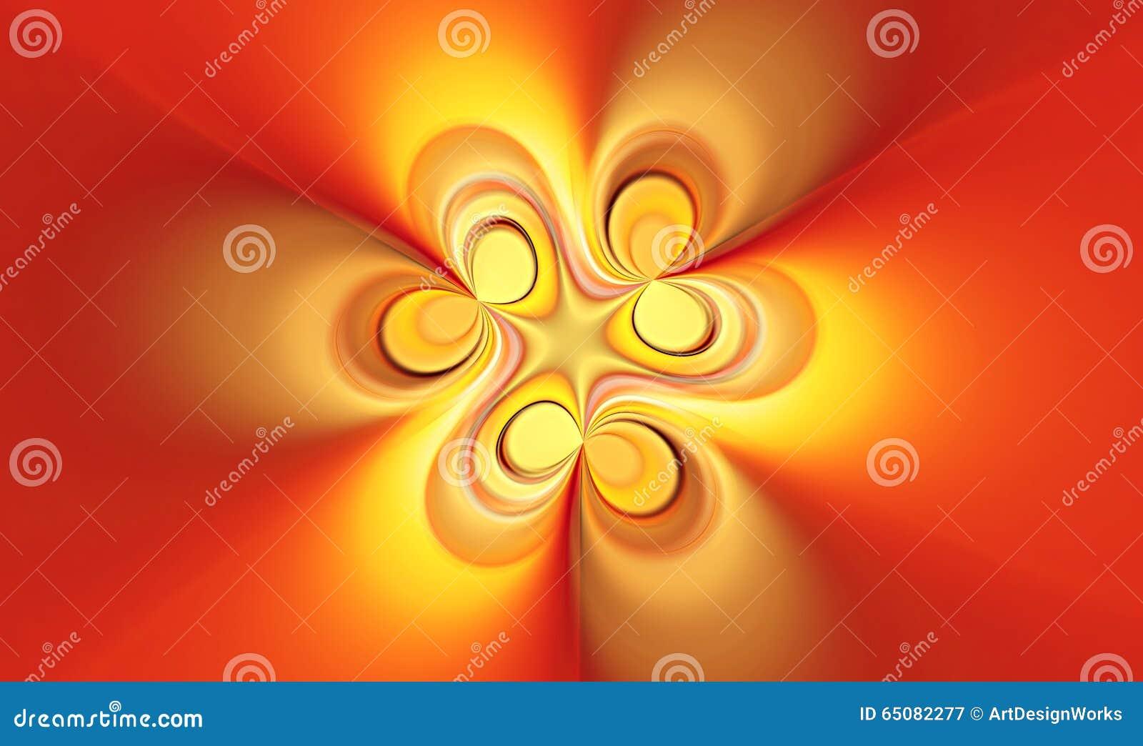 Fractal soul flame