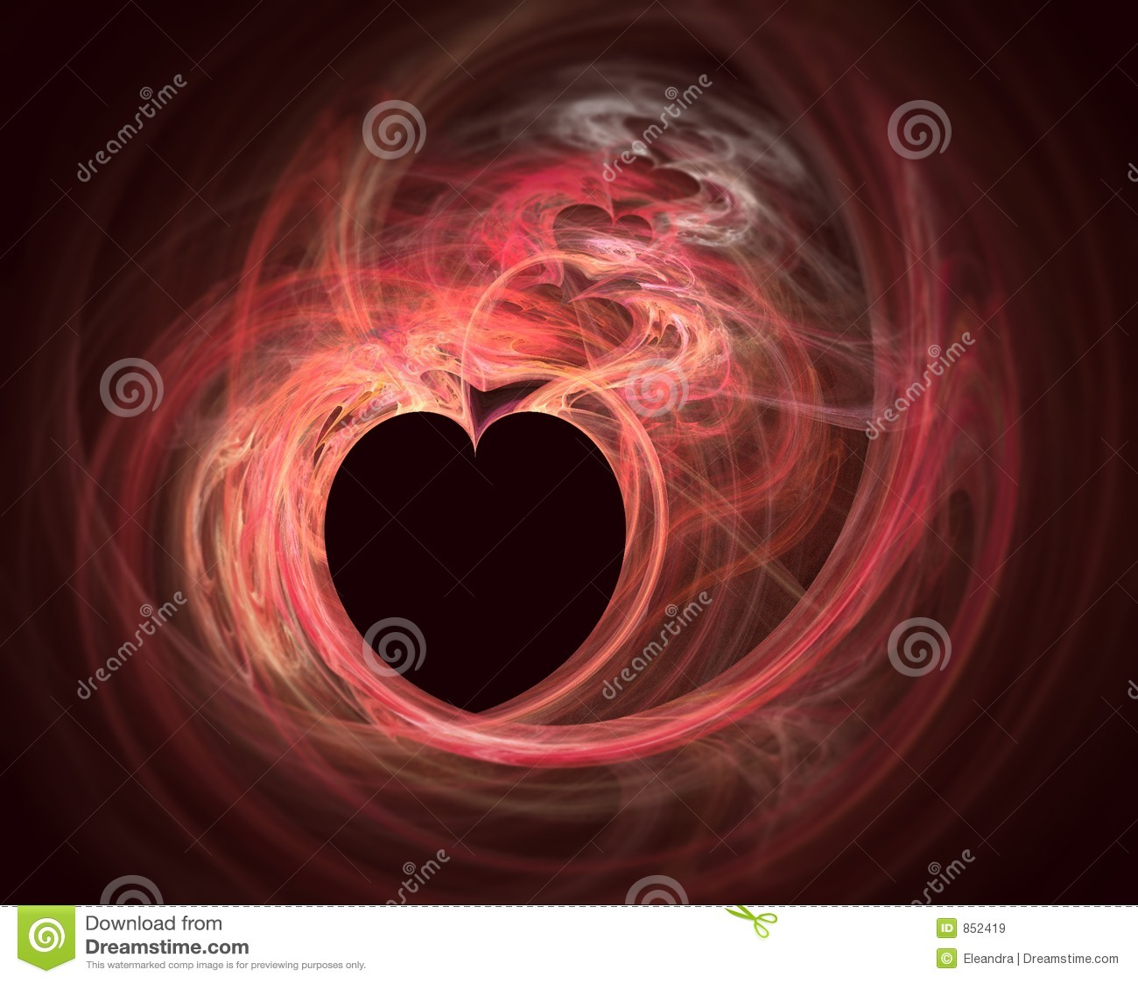 Fractalhjärta
