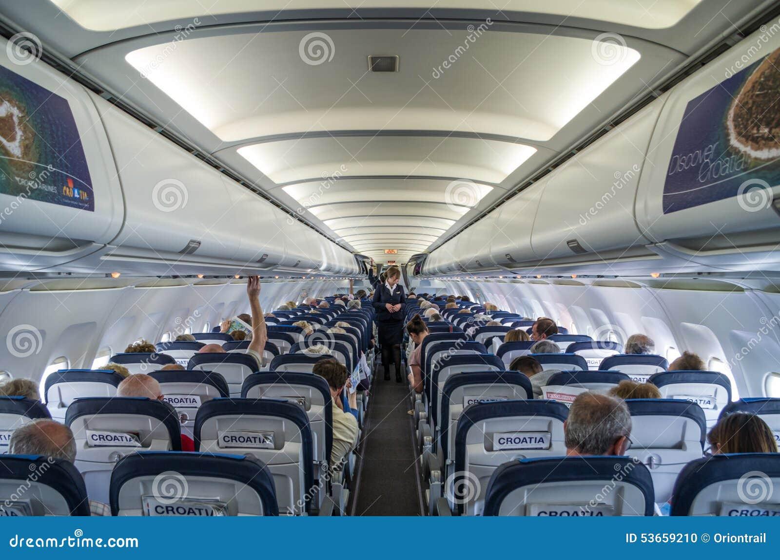 fractura croacia 6 de marzo de 2015 pasajeros dentro de airbus a320 de