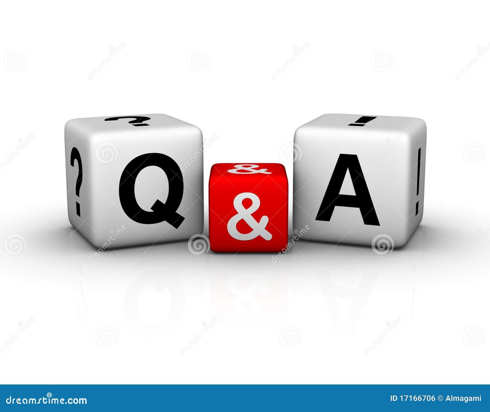 Frage und Antwort berechnet des Symbols