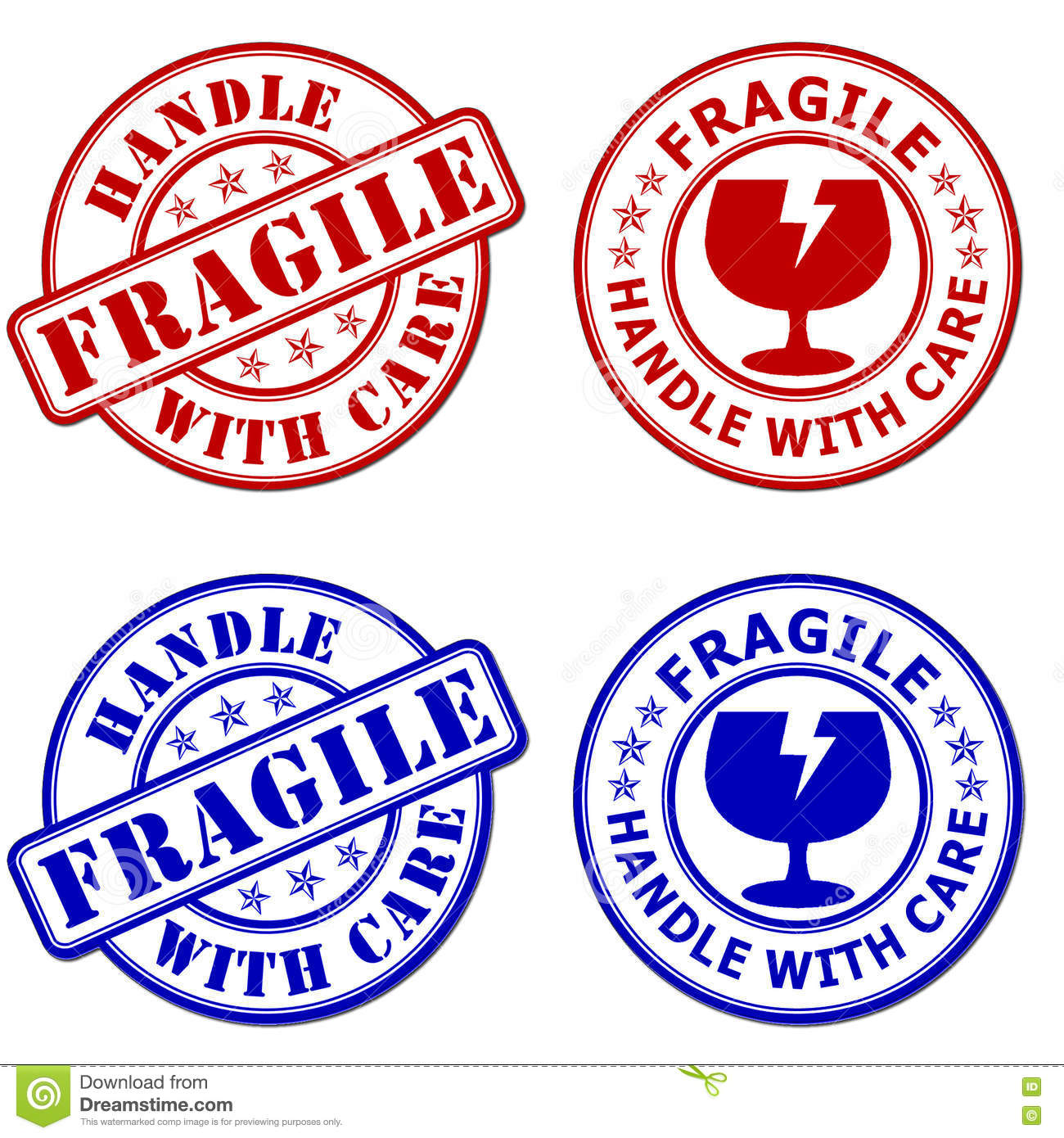 Fragile handle with care stock illustration illustration of fragile handle with care buycottarizona