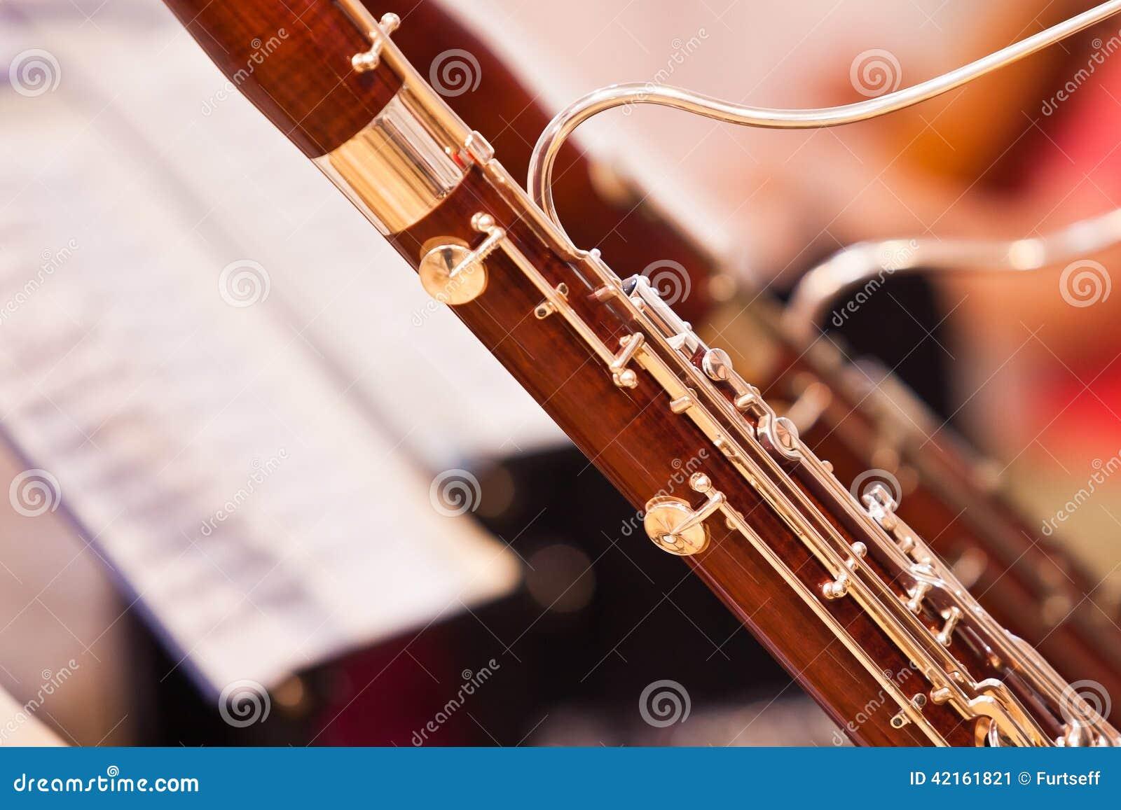 Fragment bassoons