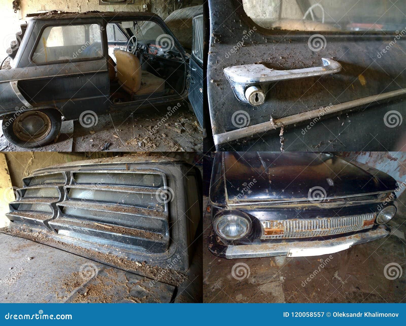 Уникальный дизельный универсал ЗАЗ 968 вновь выставили на продажу ... | 1061x1300