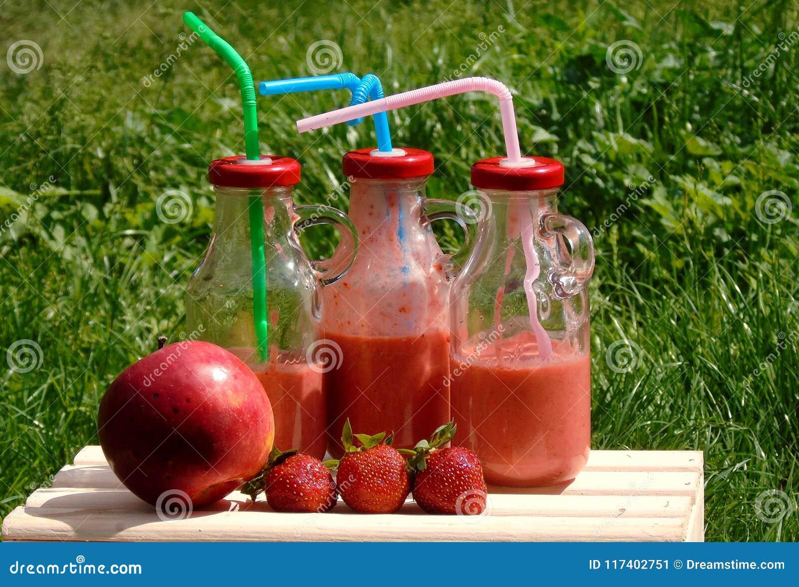 Fragola dell asta della frutta