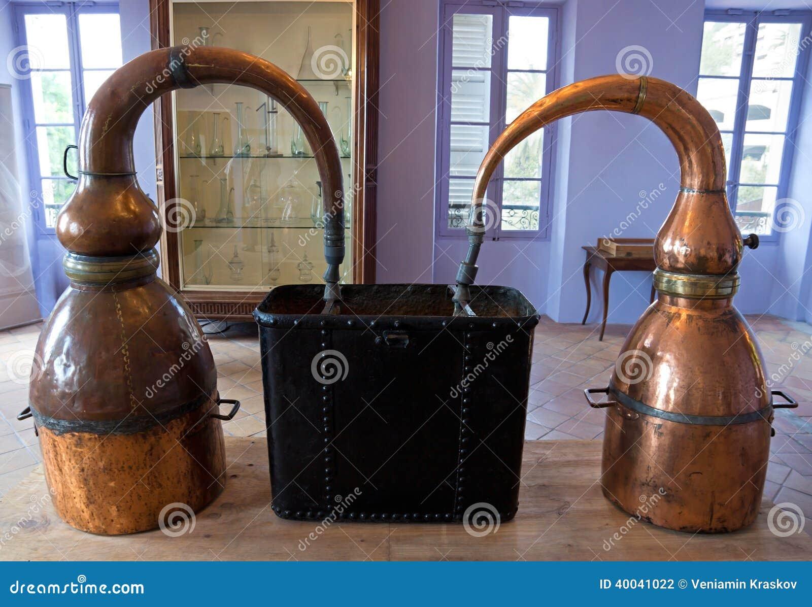 Fragonard pachnidła destylator
