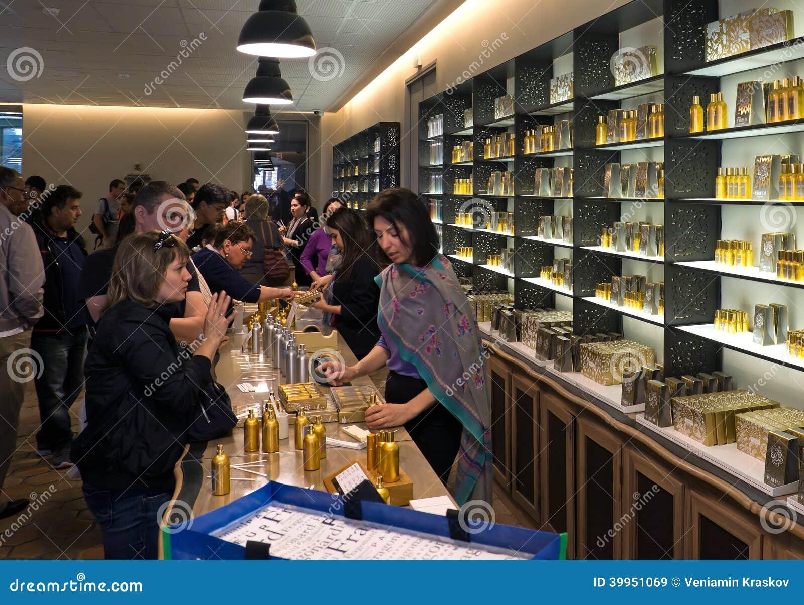 Fragonard Parfüm Shop Redaktionelles Stockbild Bild Von Französisch