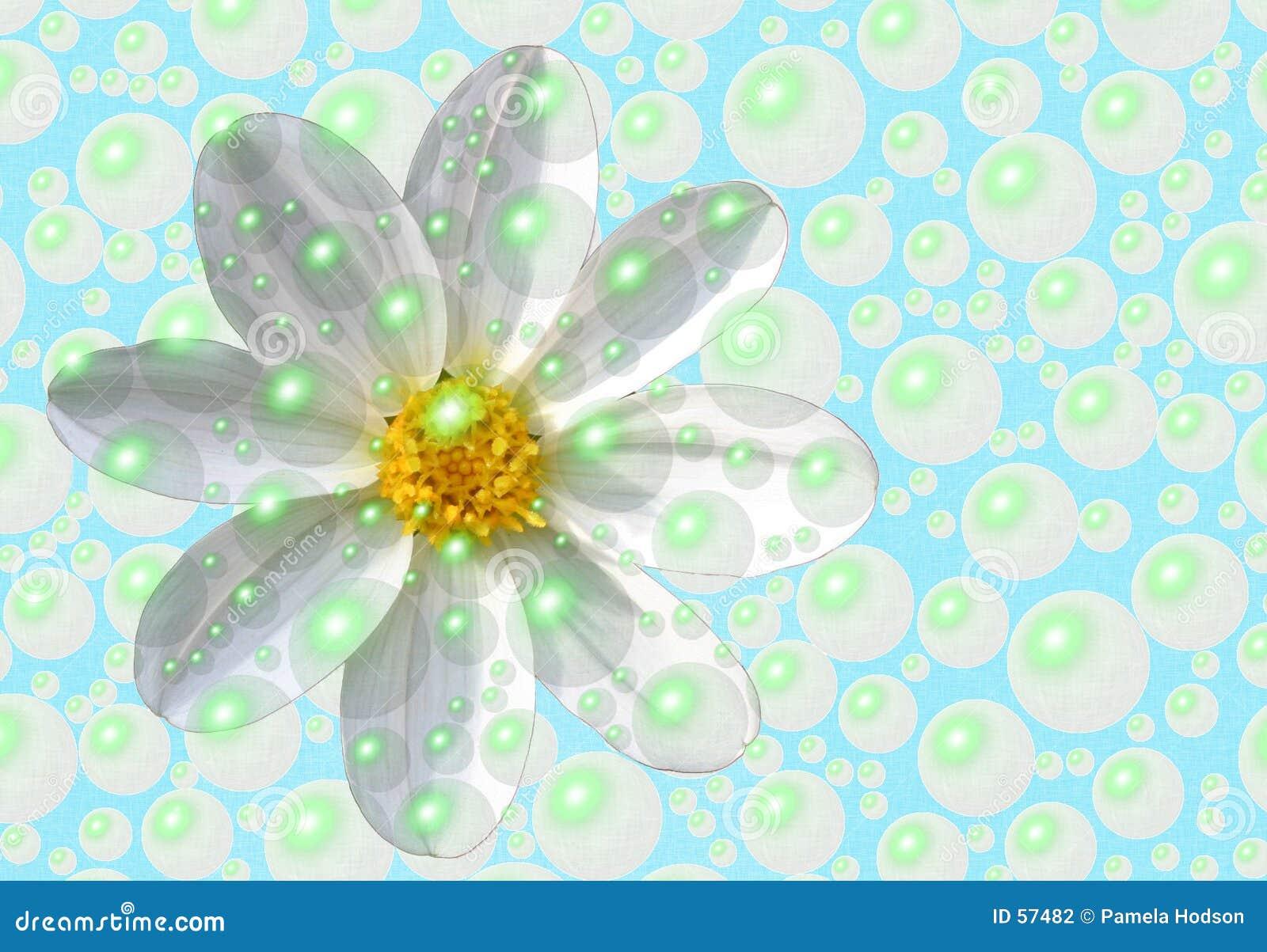Download Frais comme marguerite illustration stock. Illustration du abstrait - 57482