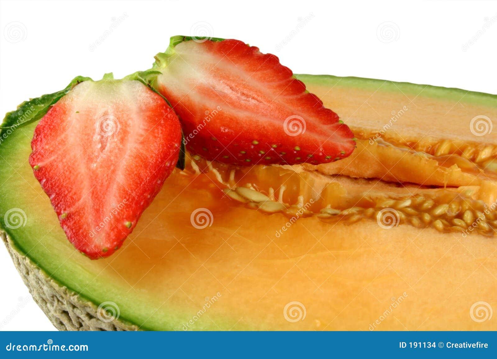 Fraise de Rockmelon