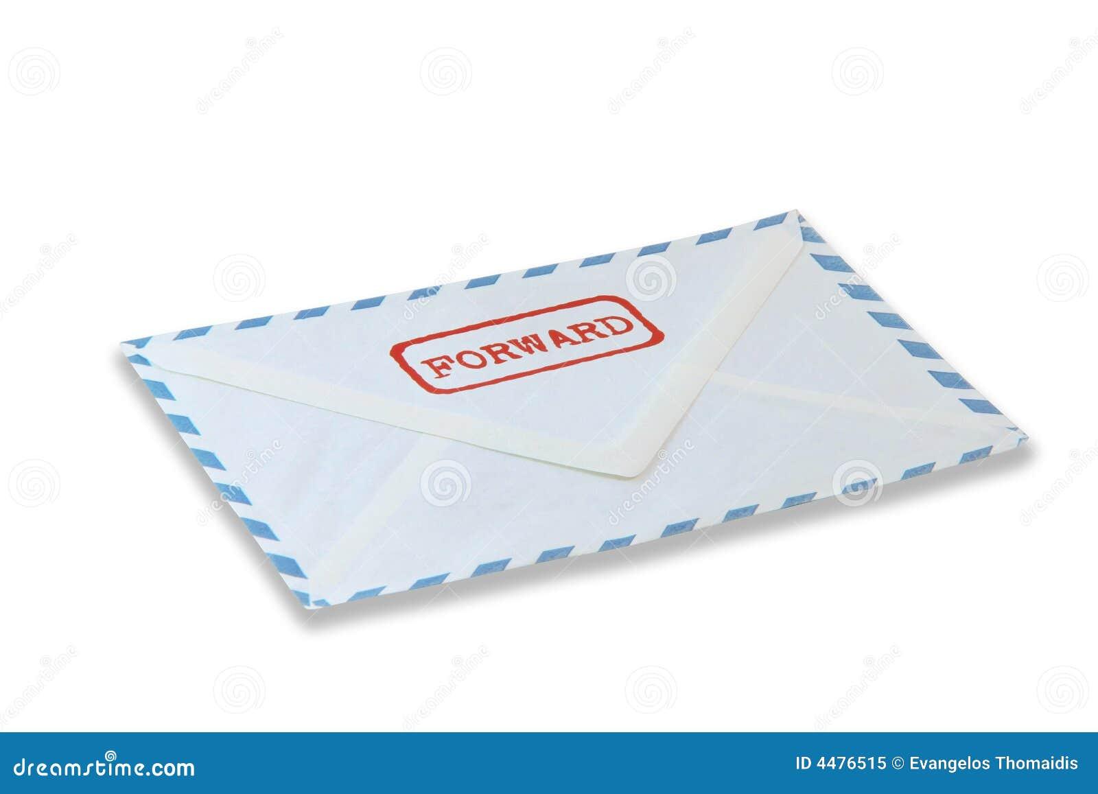 Framåt post
