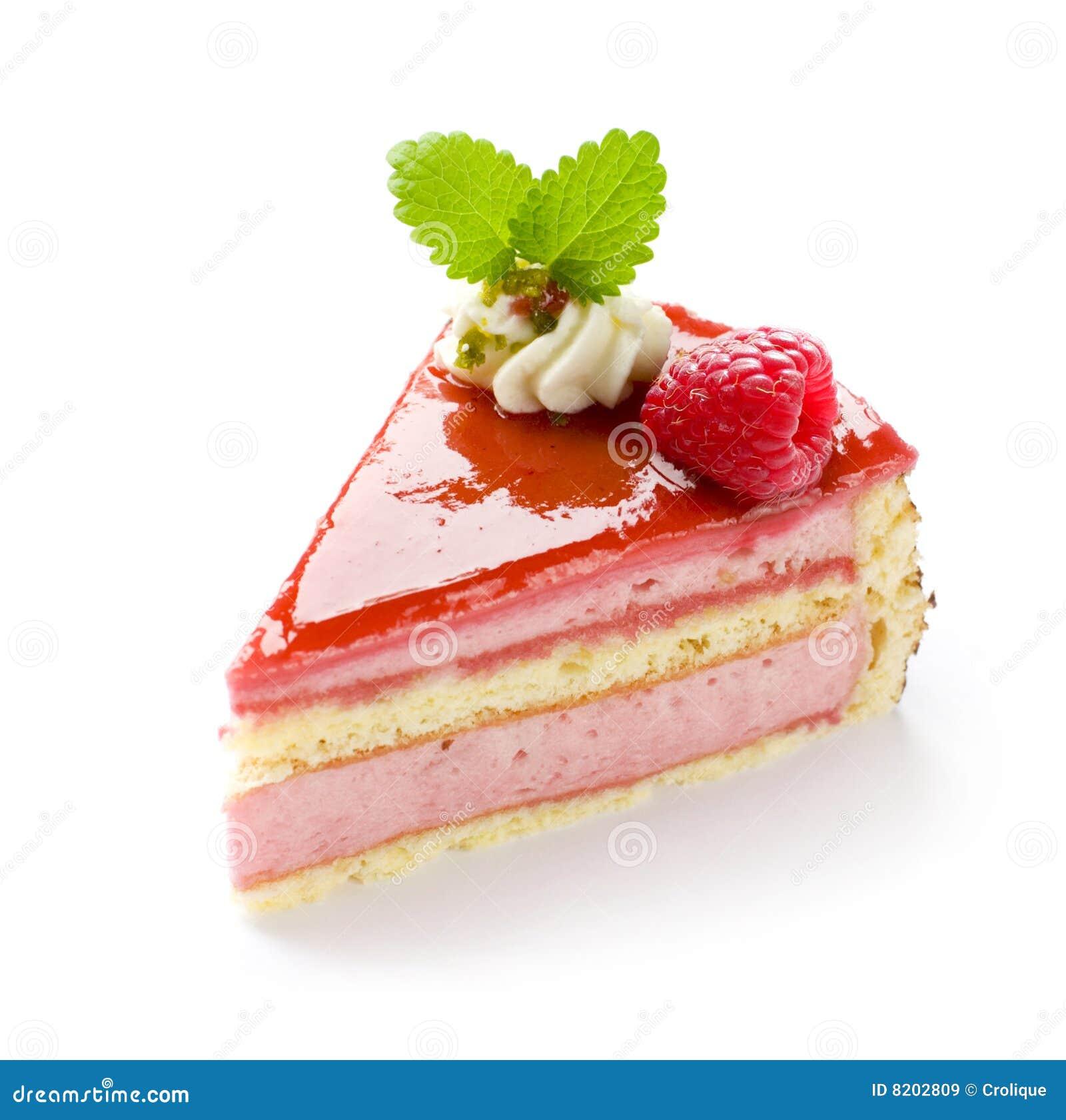 Framboise de gâteau