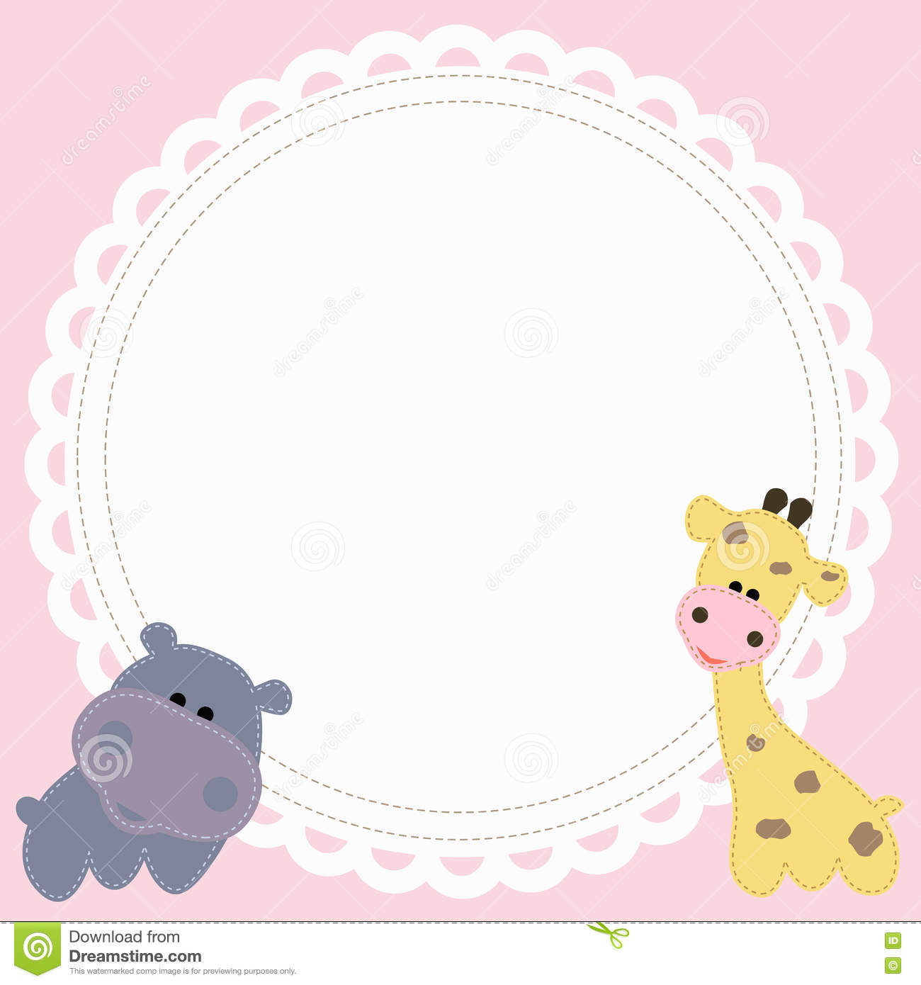 frame baby shower