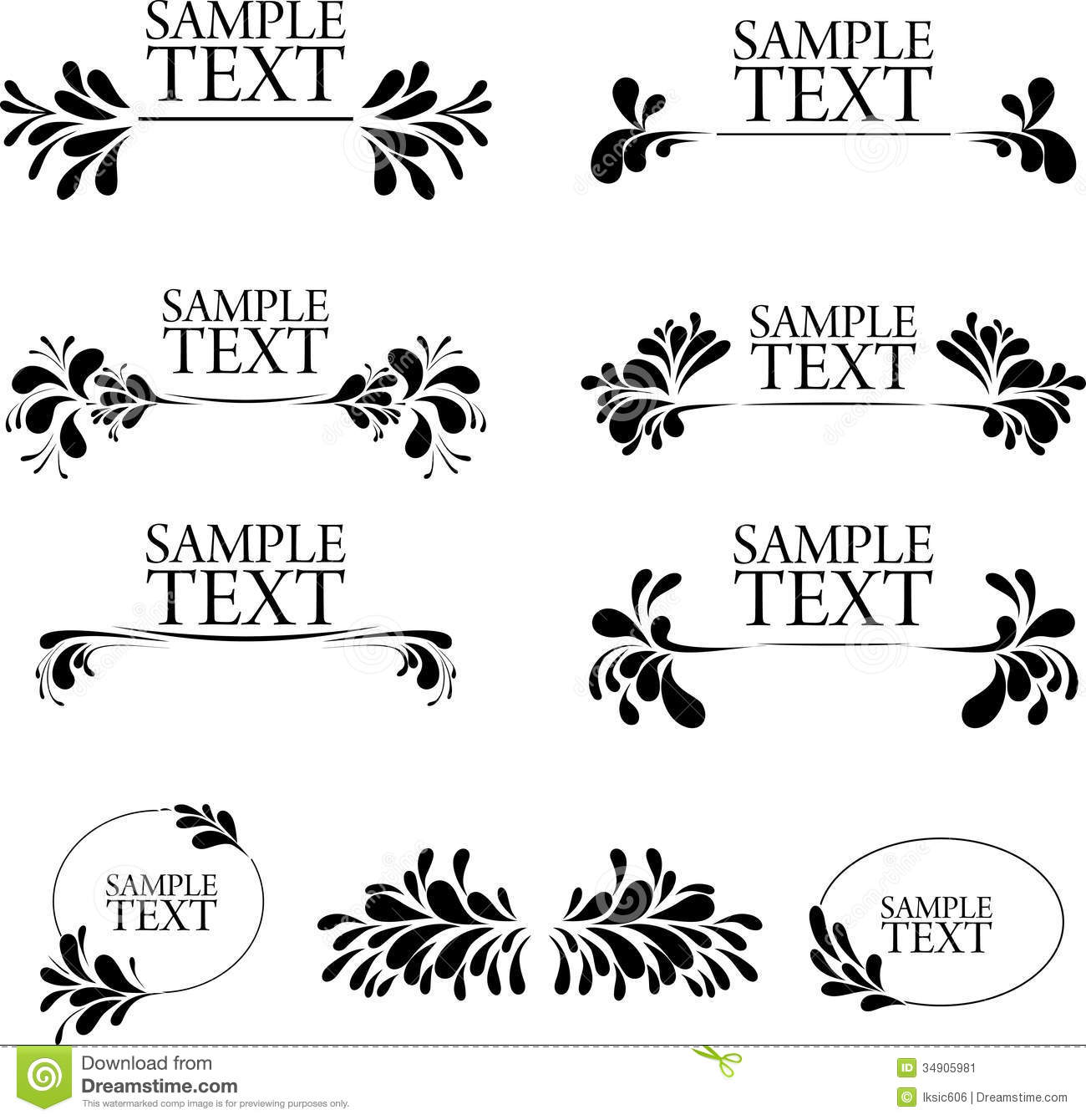 Vector Celtic Dividers And Ornaments furthermore Free Clipart Of A Round Frame Made Of Colorful Lines moreover Vintage Ornaments besides Stock Vector Corners And Borders Page Decoration further Px Colourbox. on swirl page border