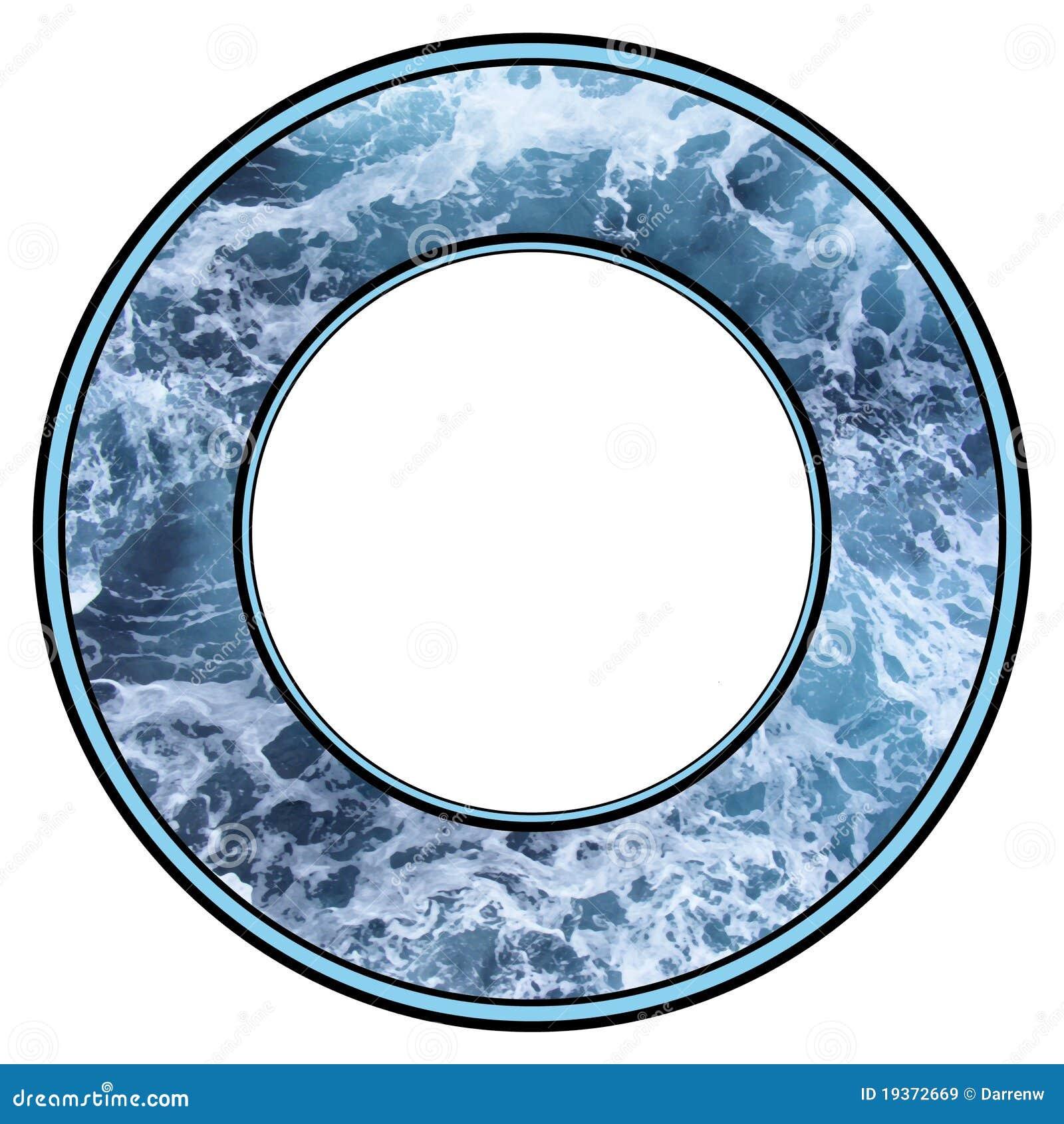Frame da água