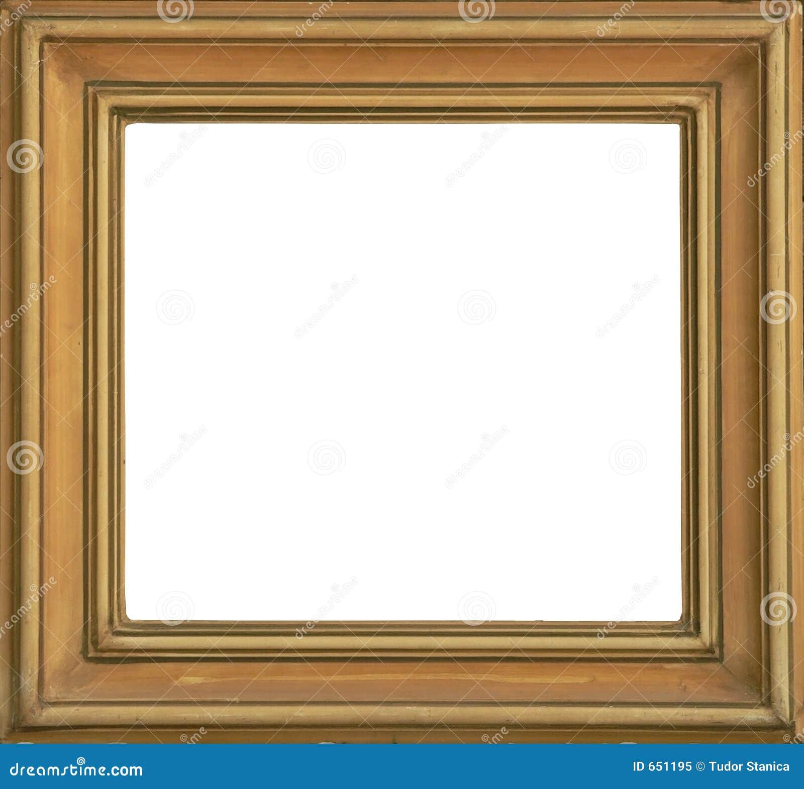 Frame da foto da pintura