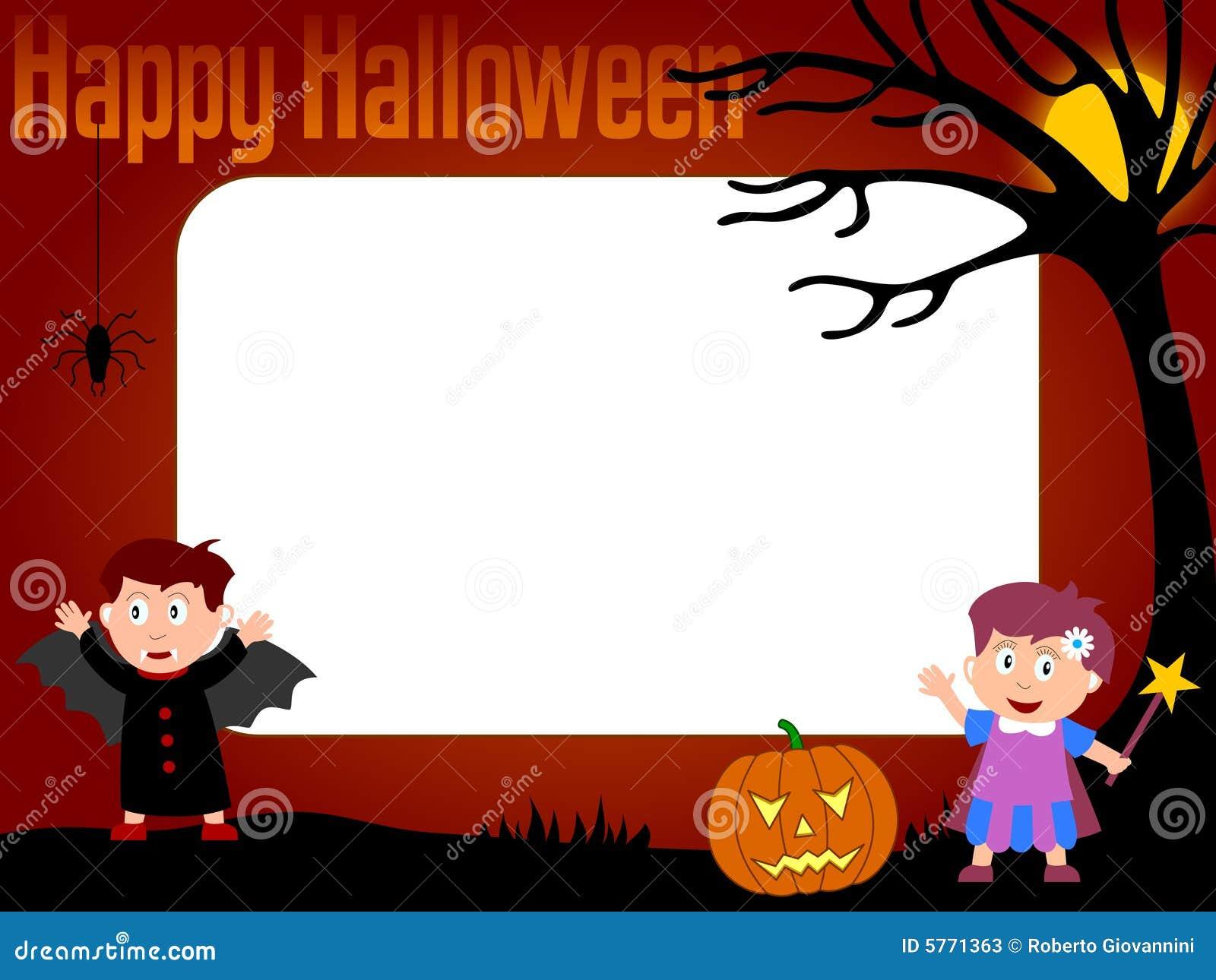 Frame da foto - Halloween [3]