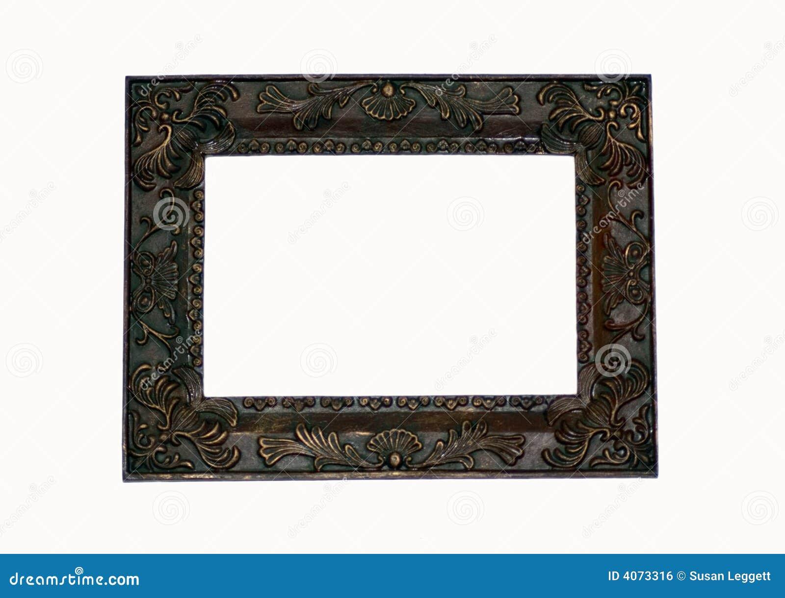 Frame de retrato, obscuridade/quadrado