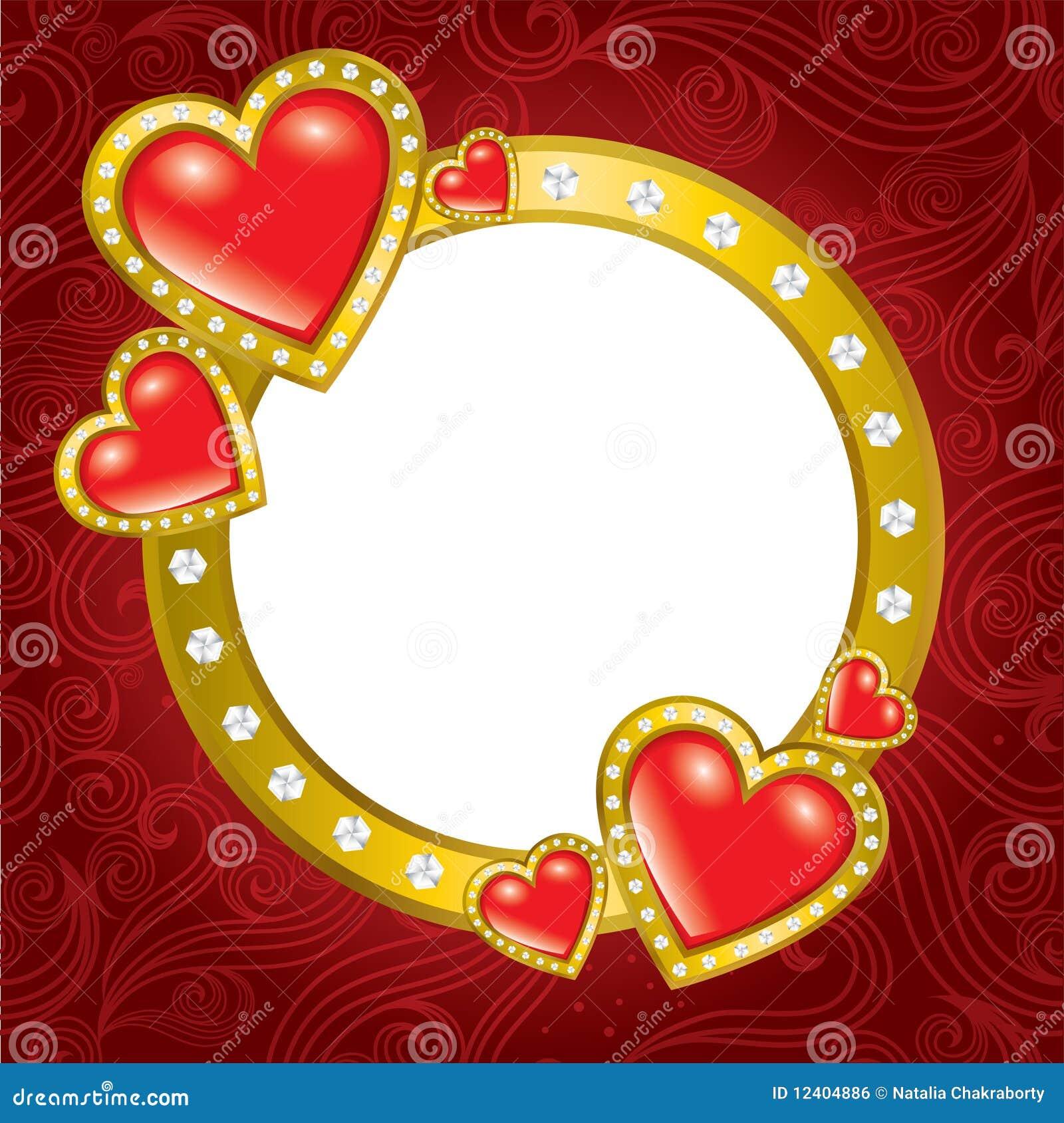 Frame do dia do Valentim de Saint
