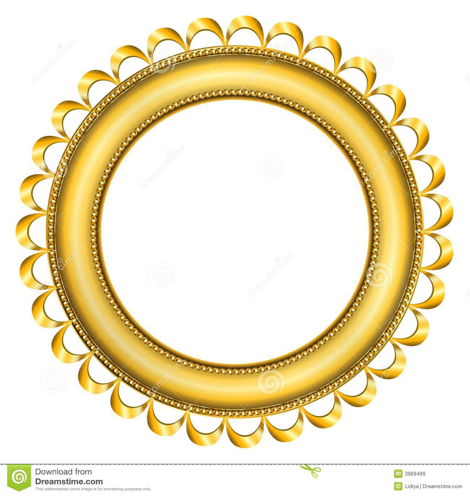 frames free borders vine border circle frame also dot circle clip art