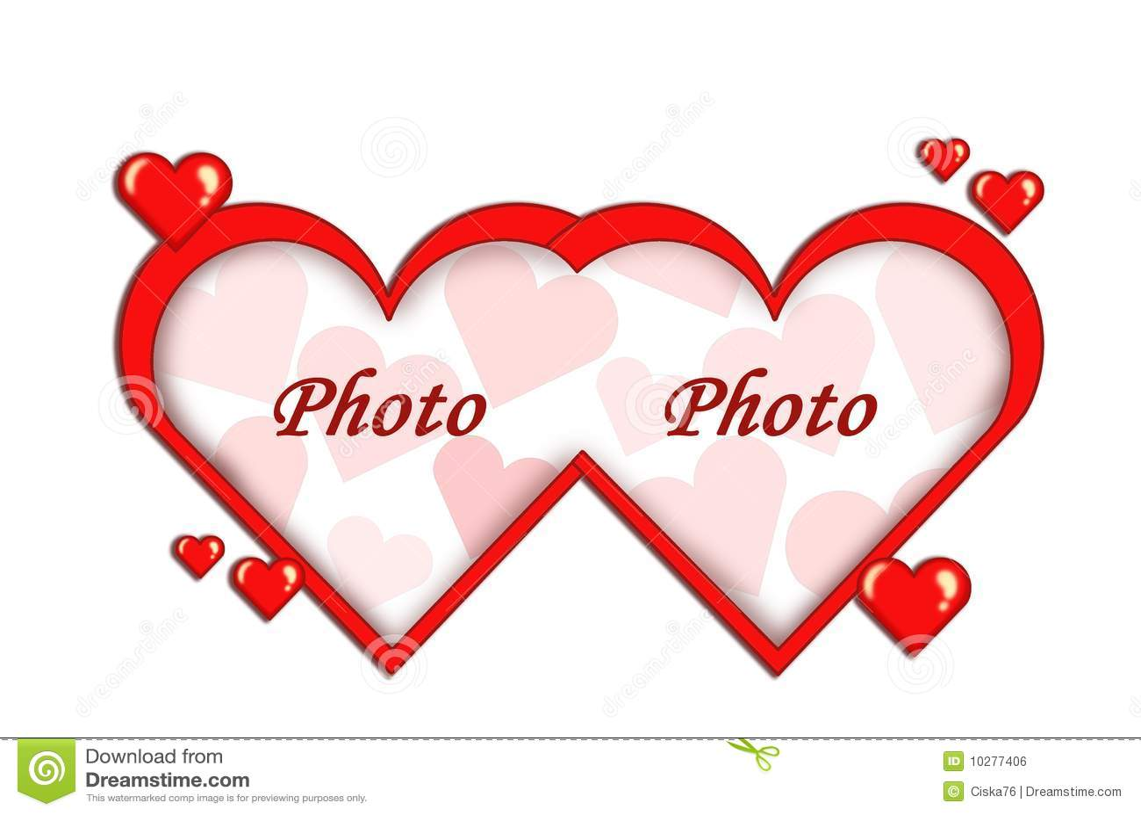Frame, love stock illustration. Illustration of valentine - 10277406