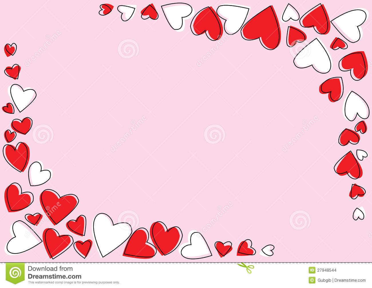 Frame Of Love Stock Images - Image: 27948544