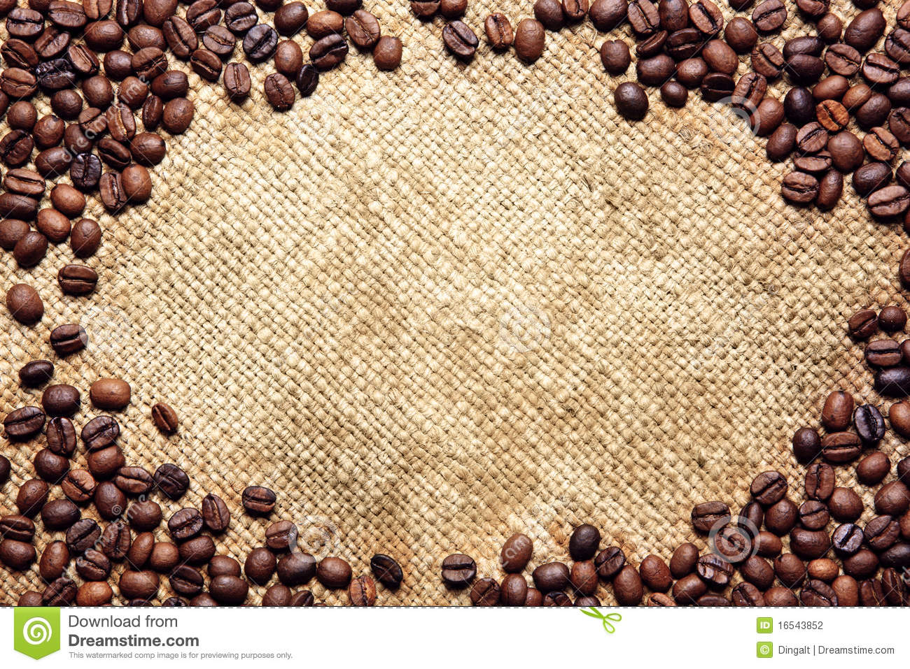 Aged Coffee Beans