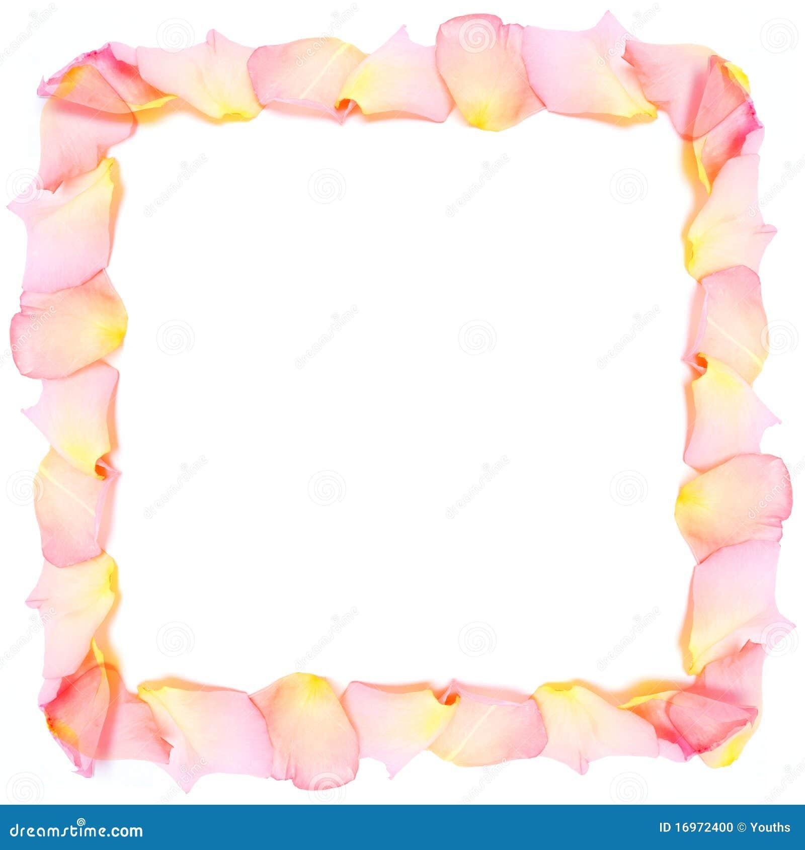 gold frame rose petals - photo #40