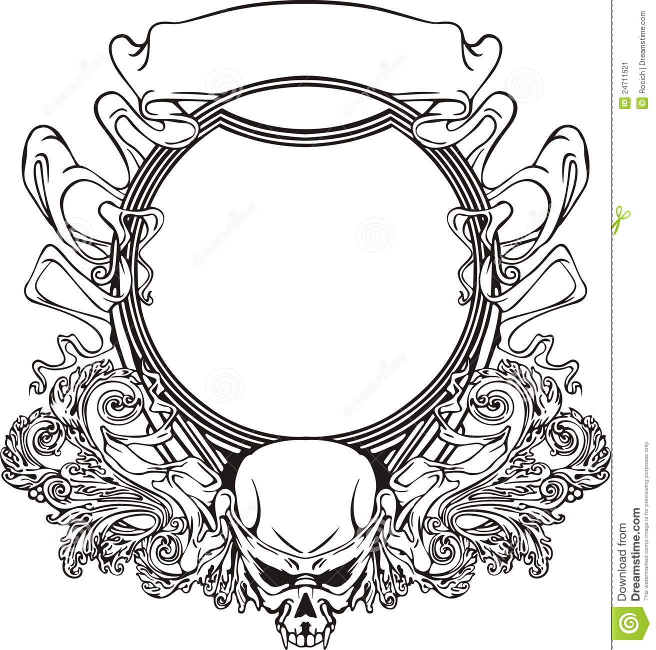 Football Coloring Pages as well Fishing Rod Clipart in addition Volleyball Basics Volleyball 101 furthermore Stock Image Frame Skull Art Nouveau Style Image24711521 moreover Bicycle. on gear clip art border