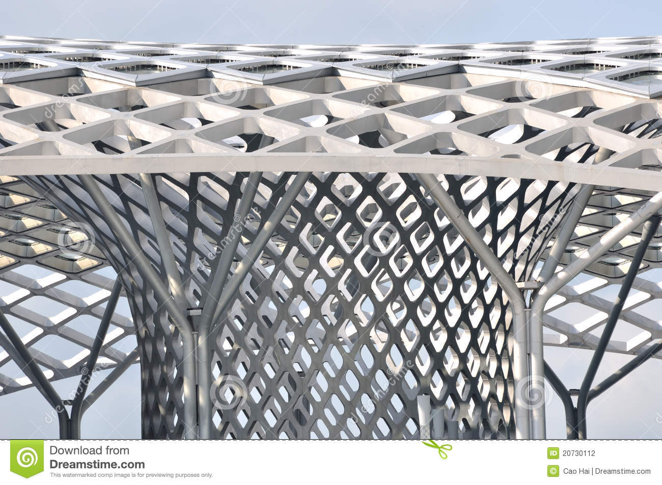 Frame of steel structure construction stock photo image for Architecte structure