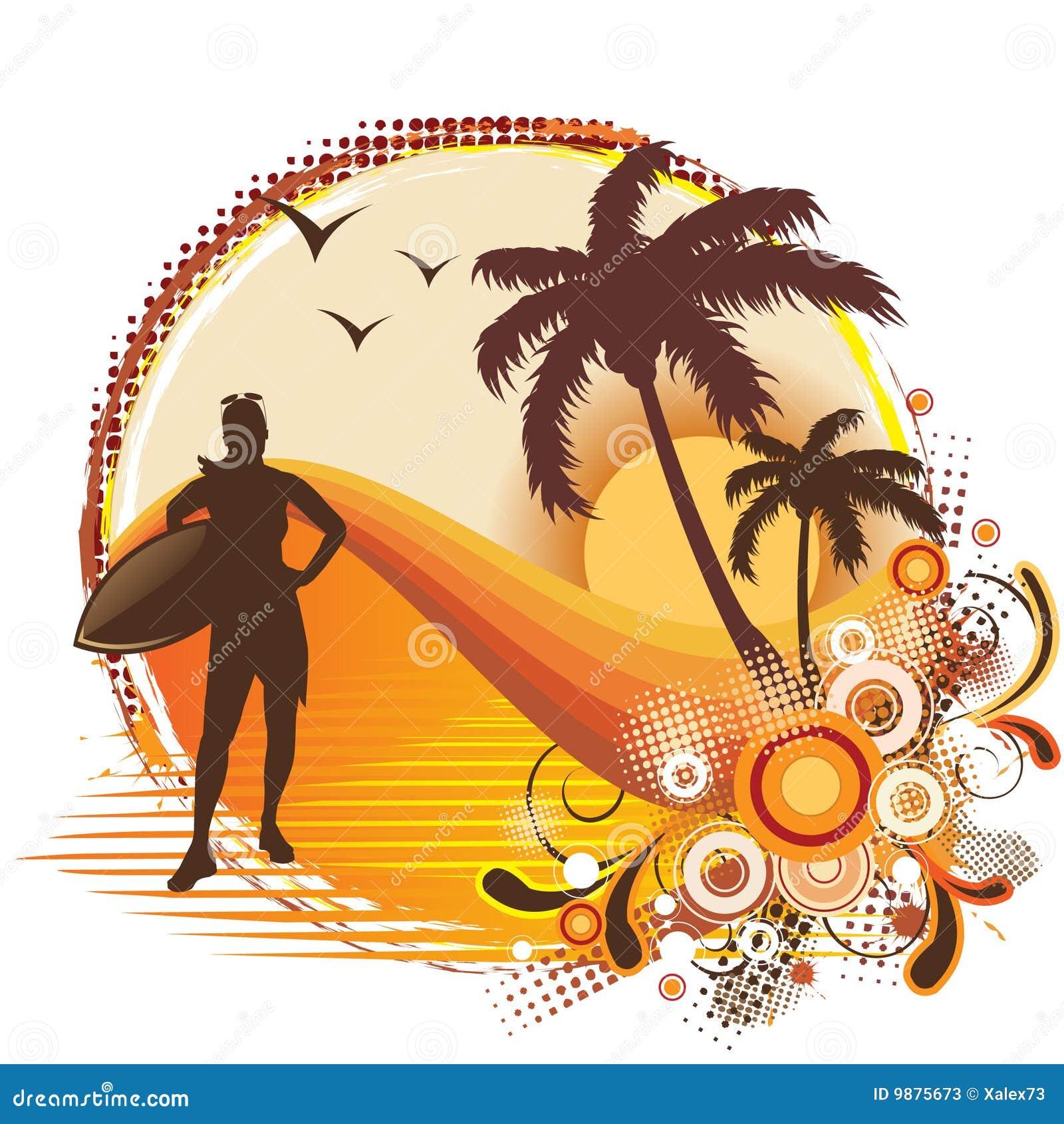 Frame tropical
