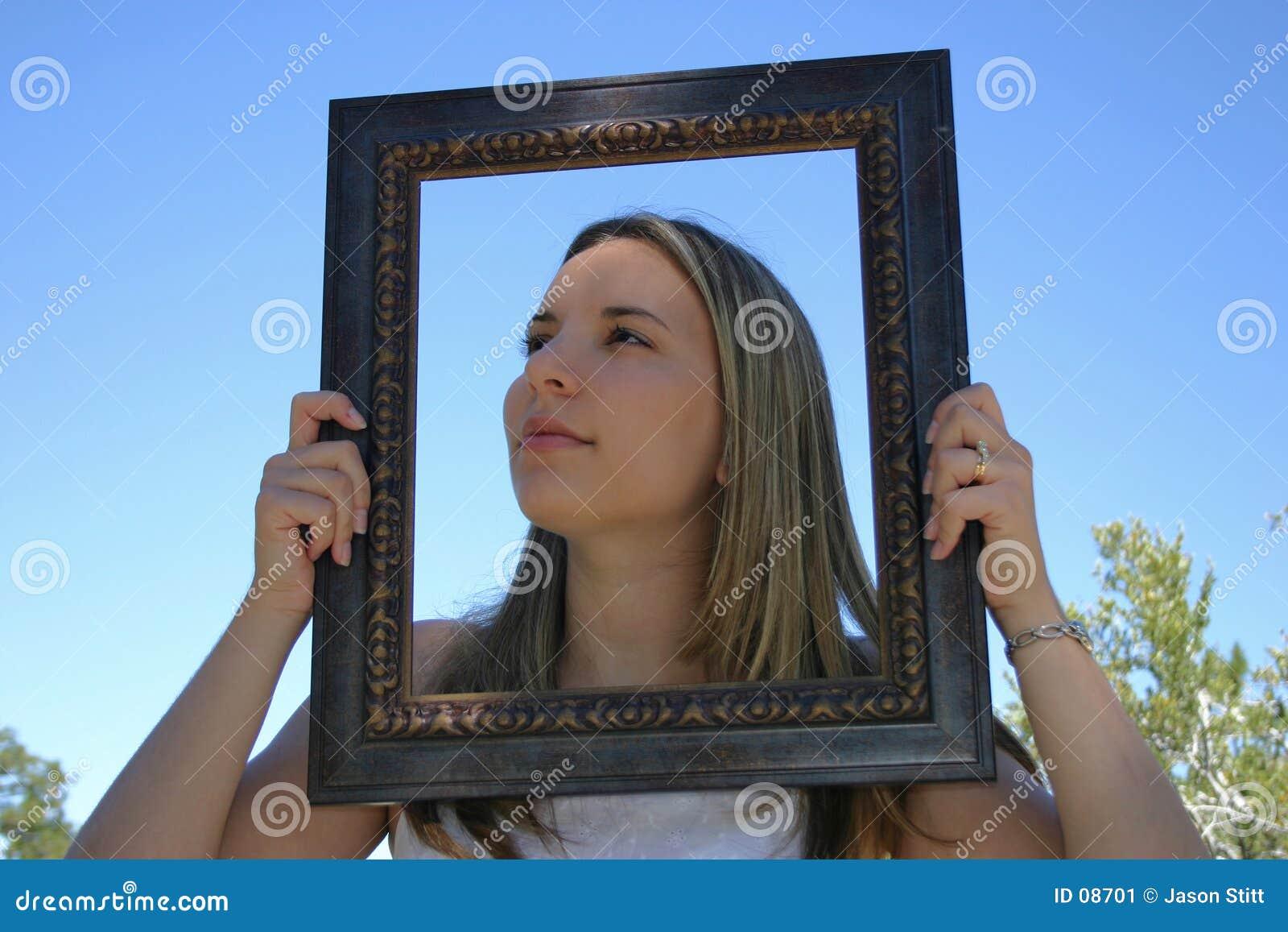 Frame Woman
