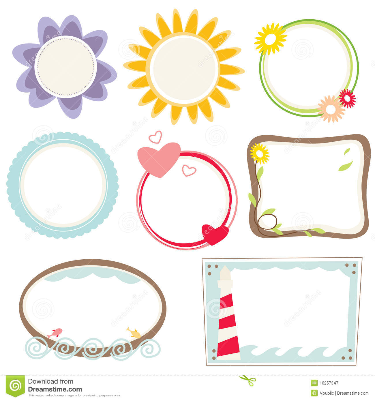 Frames And Border Royalty Free Stock Photography Image