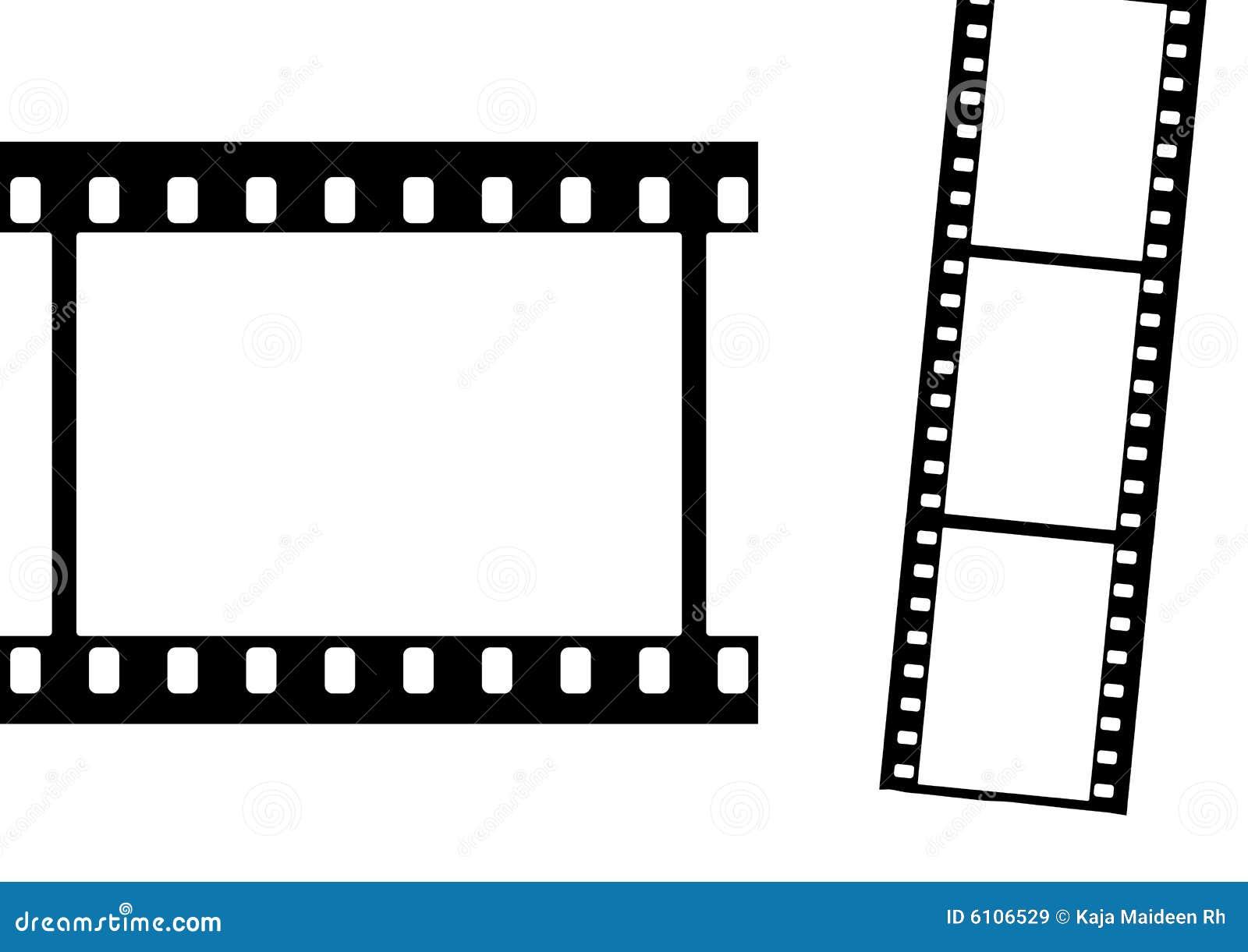 Frames de película claramente