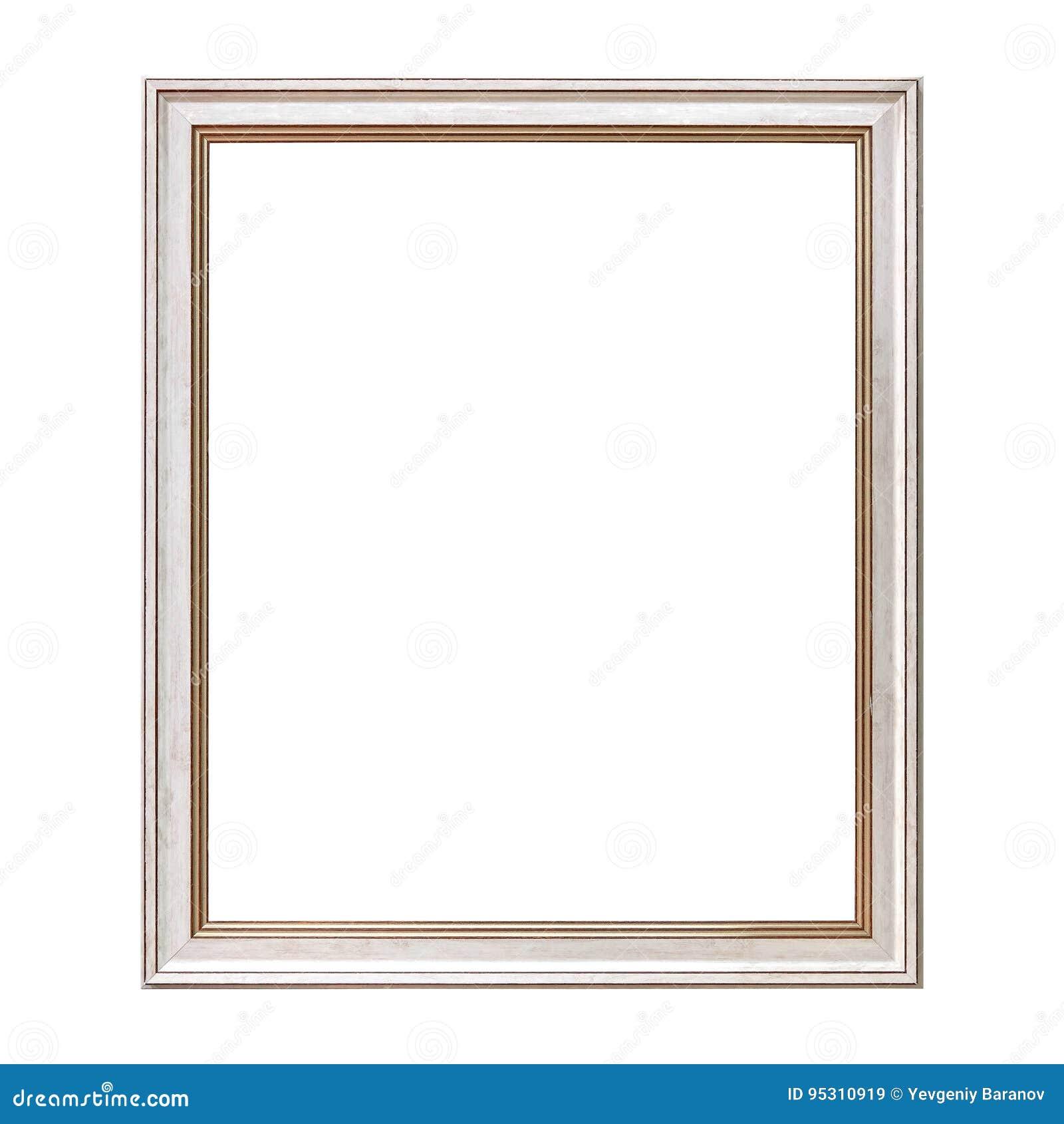 Framework In Antique Style. Vintage Picture Frame Stock Image ...