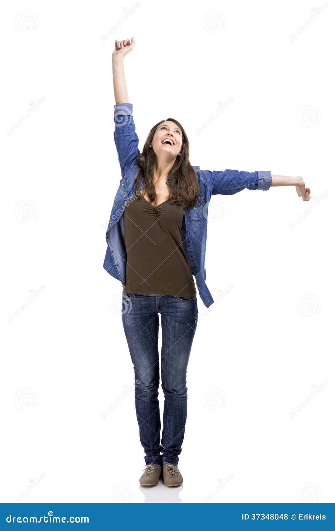Framgångkvinna