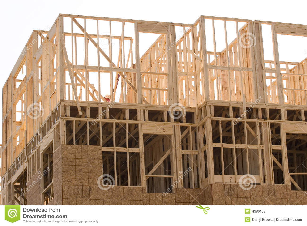 Framing second floor royalty free stock photos image for Floor 2nd
