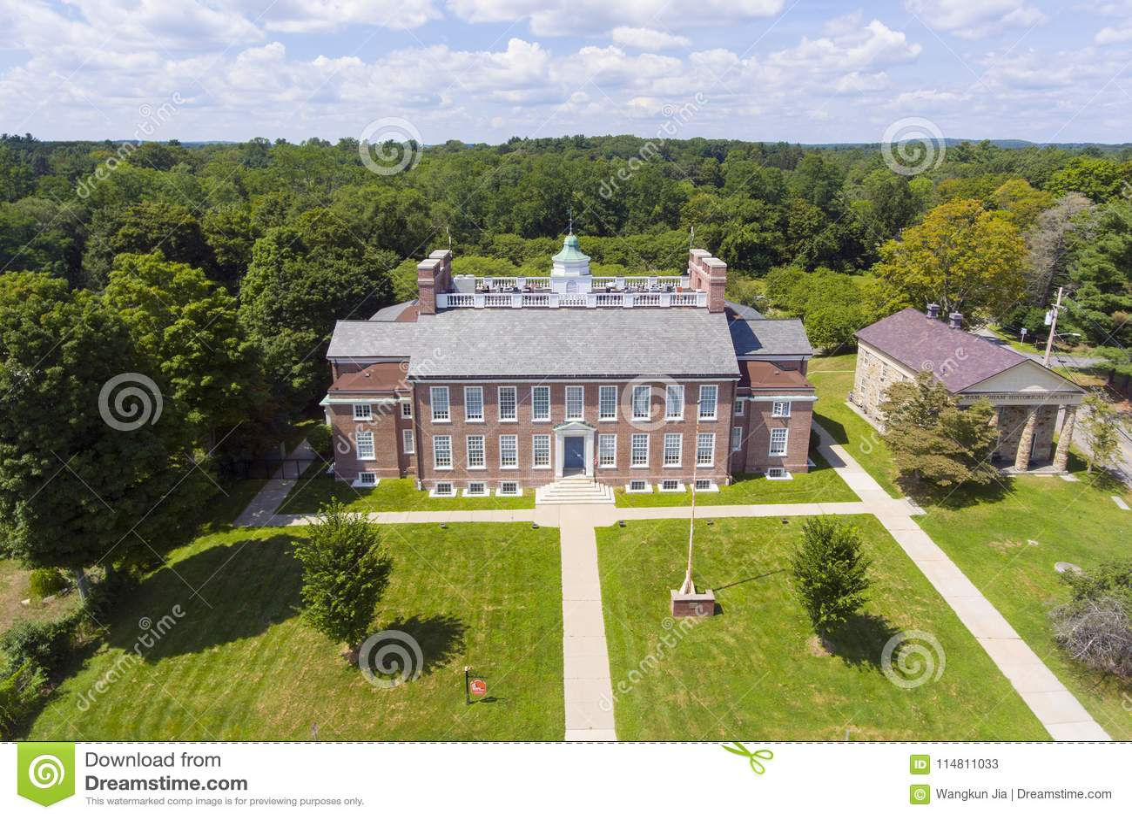 Framingham州立大学,马萨诸塞,美国