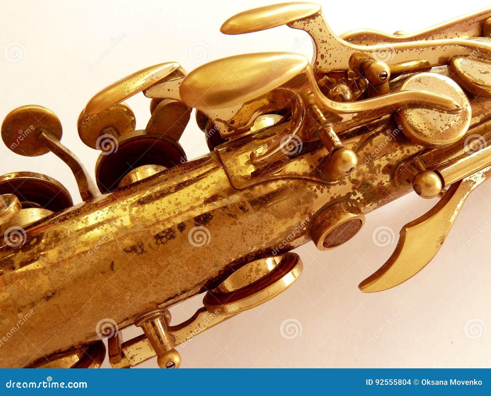 Frammento del sax