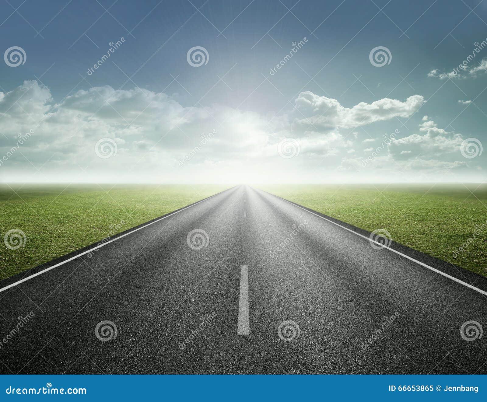 Framtida väg till