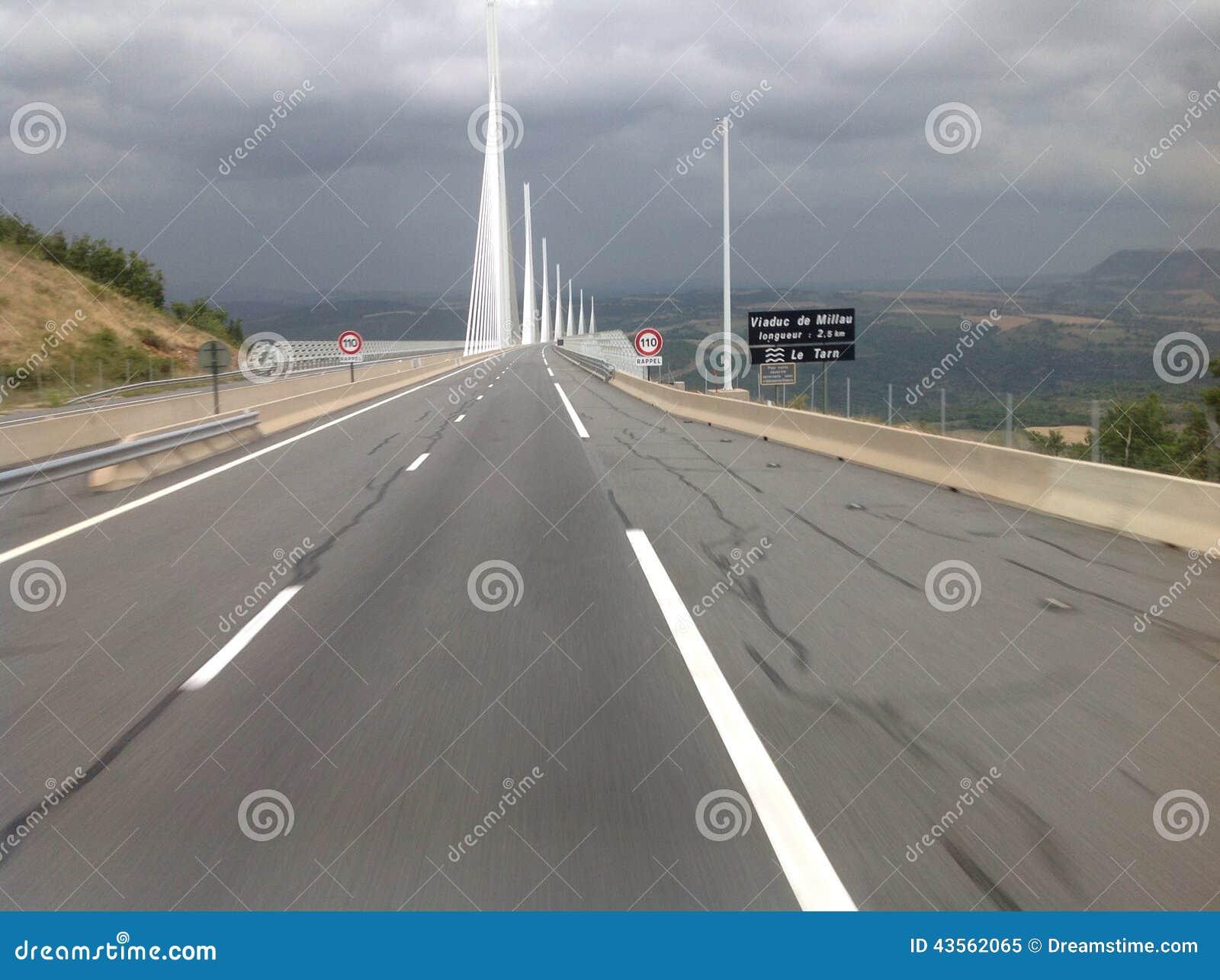 France Stock Image Of Viaduct Bridge
