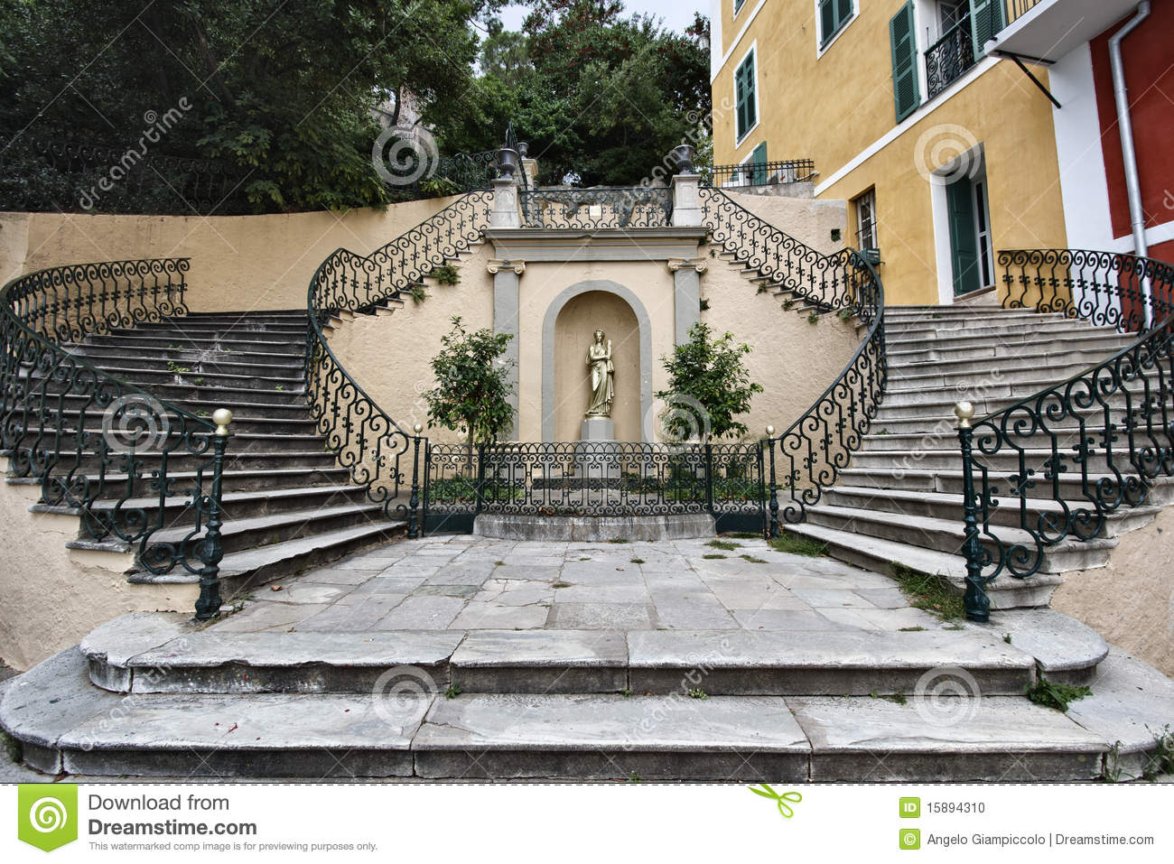Bastia France  city photos gallery : France, Corsica, Bastia Stock Photo Image: 15894310