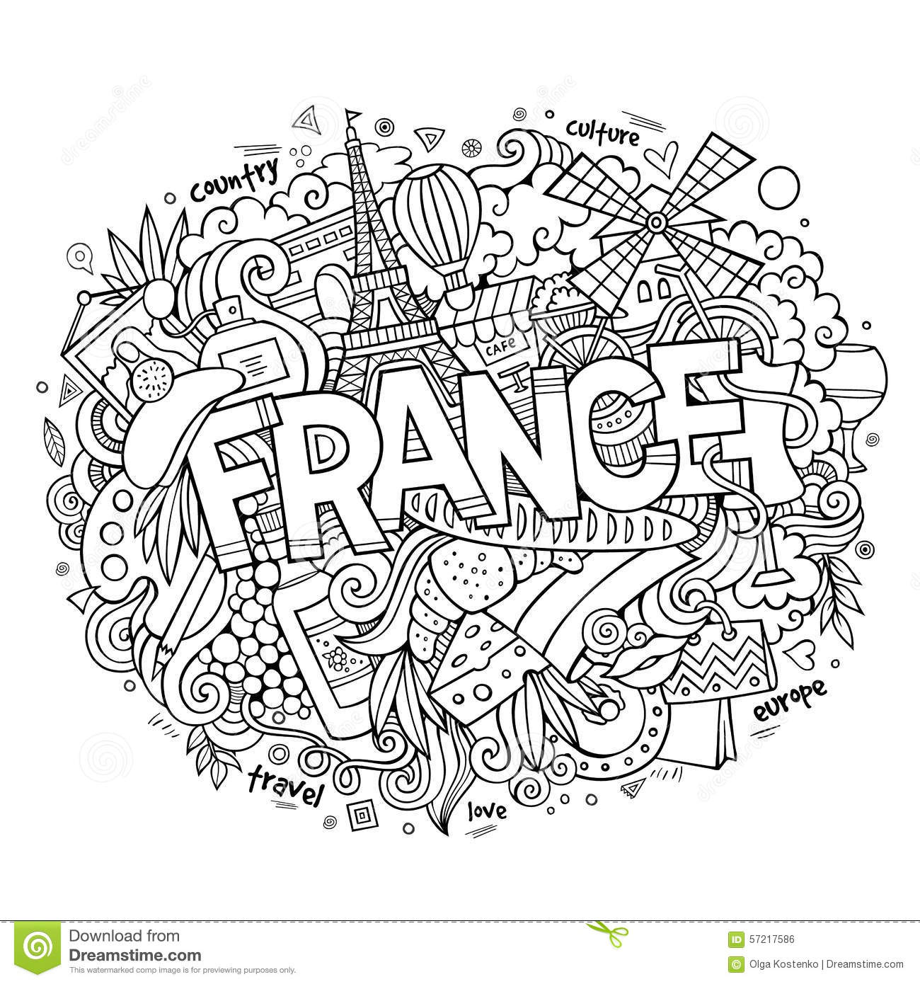 the background of the country of france Geography france, the largest country in western europe, has long been a gateway between the continent's northern and southern regions its lengthy borders touch germany and belgium in the.