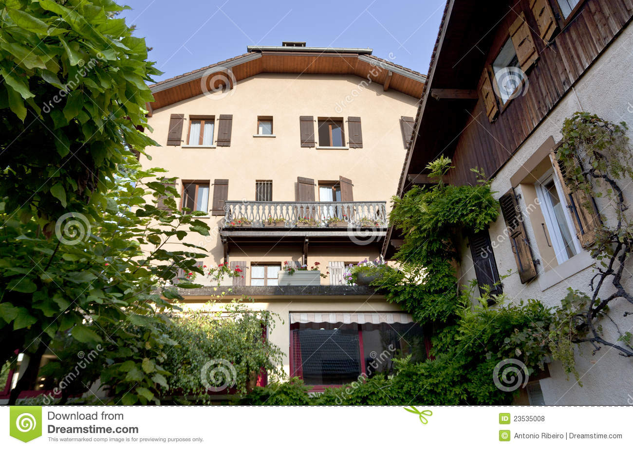 Country House France Royalty Free Stock Image