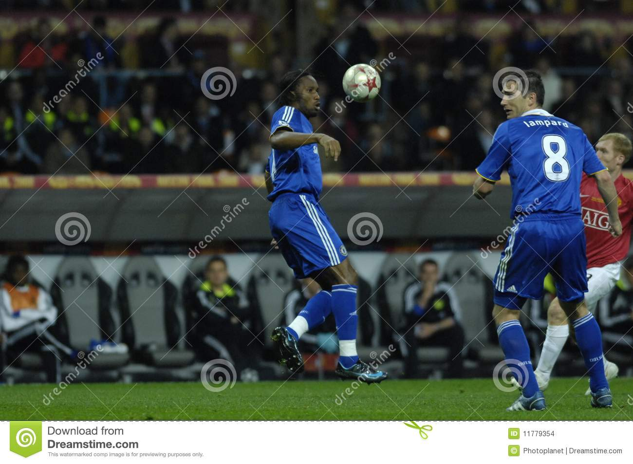France Football 2009 Best 30 Players Didier Drogba