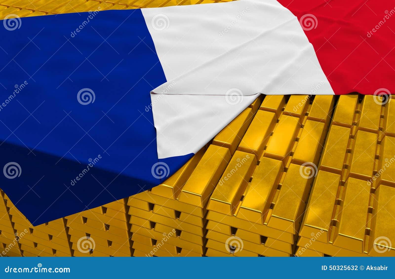 France forex reserves