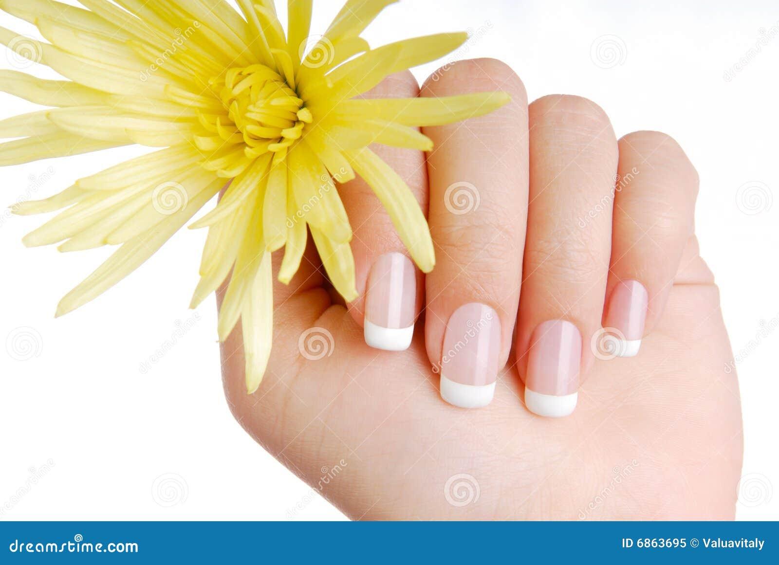 Образцы объявлений по наращиванию ногтей