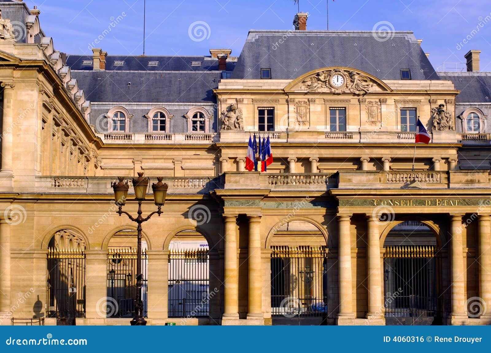 France, Paris, palais reais